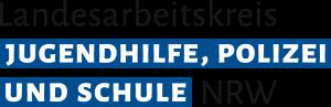 Logo des Landesarbeitskreises Jugendhilfe, Polizei, Schule NRW