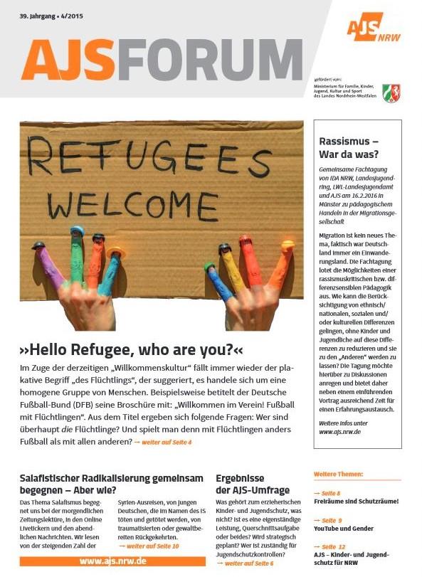 AJS Forum 4 2015_cover