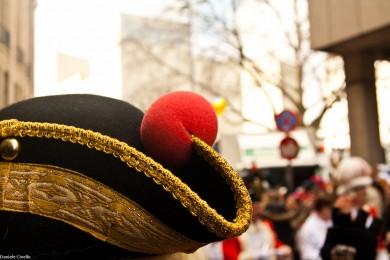 Narrenkappe im Karneval