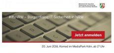 #itsNRW Bürgerdialog